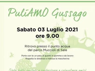 Puliamo Gussago luglio 2021