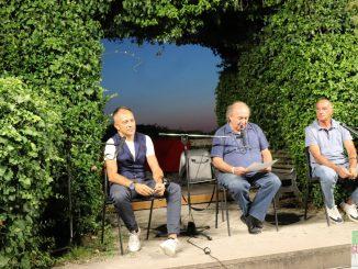 Fotogallery presentazione libro Brescia doppio salto agosto 2021
