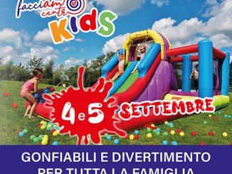 Facciamo centro kids settembre 2021