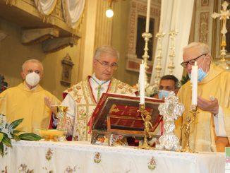 Fotogallery Santa Messa Festa Patronale Ss Nome Maria settembre 2021