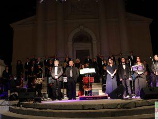 Fotogallery concerto Coro Calliope Magia luci armonie settembre 2021