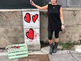 Francesca Adamo cuori settembre 2021