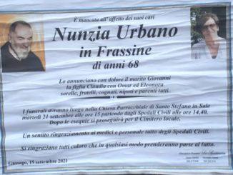 Necrologio Nunzia Urbano1 2021