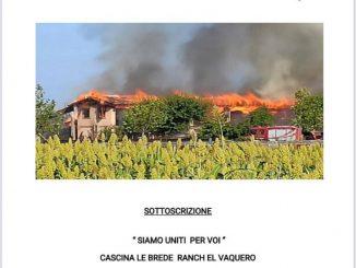Sottoscrizione incendio brede vachero settembre 2021