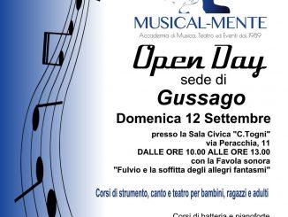 openday Musical-Mente settembre 2021
