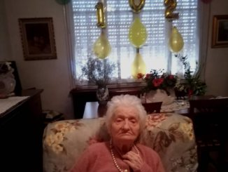 Barbara Valetti 102 anni ottobre 2021
