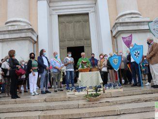 Fotogallery Cerimonia benedizione uva settembre 2021